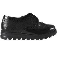Topánky Deti Derbie Melania ME6214F8I.B čierna