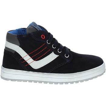 Topánky Deti Členkové tenisky Asso 68709 Modrá