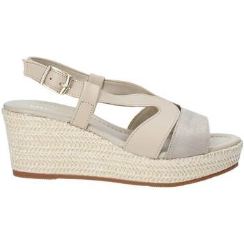Topánky Ženy Sandále Valleverde 32211 Béžová