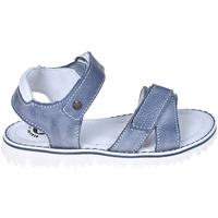 Topánky Dievčatá Sandále Melania ME4031D9E.C Modrá