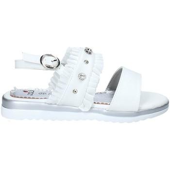 Topánky Dievčatá Sandále Joli JT0045S Biely