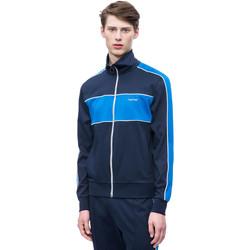 Oblečenie Muži Vrchné bundy Calvin Klein Jeans K10K102975 Modrá