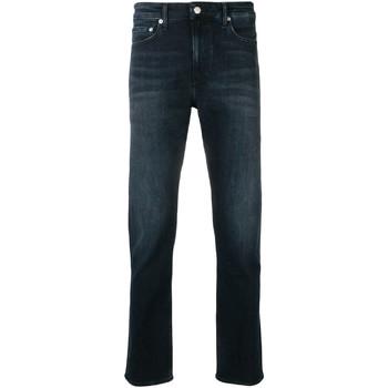 Oblečenie Muži Rifle Slim  Calvin Klein Jeans J30J311732 Modrá