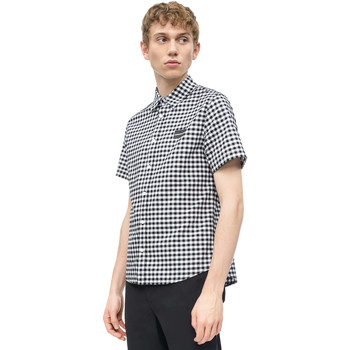 Oblečenie Muži Košele s krátkym rukávom Calvin Klein Jeans J30J311492 Biely