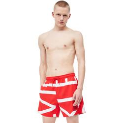 Oblečenie Muži Plavky  Calvin Klein Jeans KM0KM00274 Červená