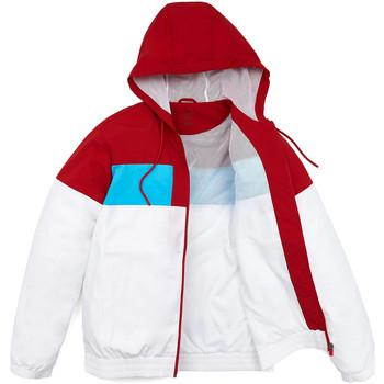 Oblečenie Muži Bundy  Calvin Klein Jeans 00GMH8O534 Biely