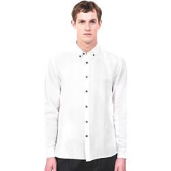 Oblečenie Muži Košele s dlhým rukávom Antony Morato MMSL00530 FA400051 Béžová