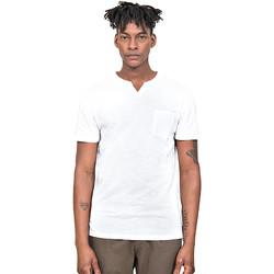 Oblečenie Muži Tričká s krátkym rukávom Antony Morato MMKS01487 FA100139 Biely