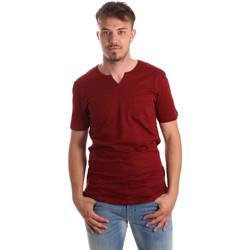 Oblečenie Muži Tričká s krátkym rukávom Antony Morato MMKS01487 FA100139 Červená