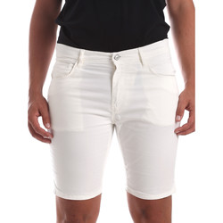Oblečenie Muži Šortky a bermudy Antony Morato MMSH00140 FA800109 Biely