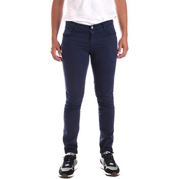 Oblečenie Muži Nohavice Chinos a Carrot Antony Morato MMTR00498 FA800109 Modrá