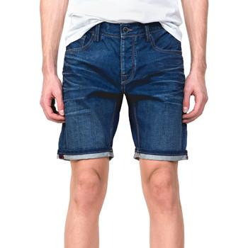 Oblečenie Muži Šortky a bermudy Antony Morato MMDS00061 FA700102 Modrá