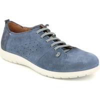 Topánky Muži Nízke tenisky Grunland SC4445 Modrá
