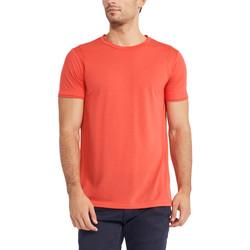 Oblečenie Muži Tričká s krátkym rukávom Gaudi 911FU64005 Červená