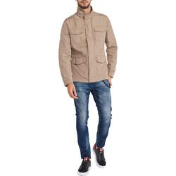 Oblečenie Muži Saká a blejzre Gaudi 911BU35006 Béžová