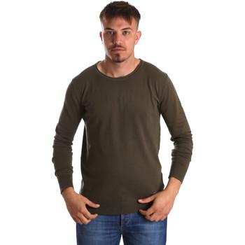 Oblečenie Muži Svetre Gaudi 911BU53010 Zelená