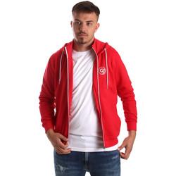 Oblečenie Muži Mikiny Gaudi 911BU64043 Červená