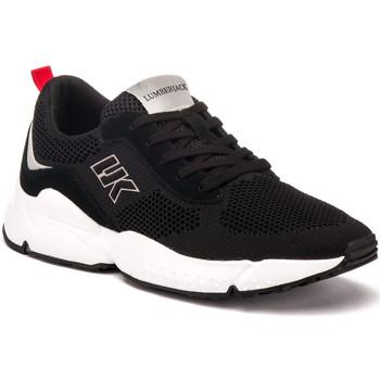 Topánky Muži Nízke tenisky Lumberjack SM58805 001 V98 čierna