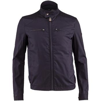 Oblečenie Muži Bundy  Lumberjack CM37824 002 505 Modrá