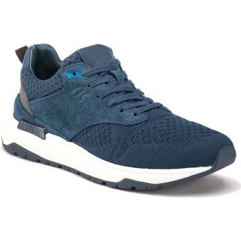 Topánky Muži Nízke tenisky Lumberjack SM30405 013 R20 Modrá