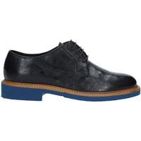 Topánky Muži Derbie Rogers AM001 Modrá