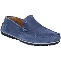 Topánky Muži Mokasíny Rogers 701 Modrá
