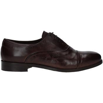 Topánky Muži Derbie Rogers T0001 Hnedá