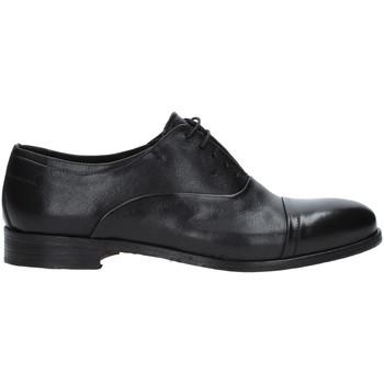 Topánky Muži Derbie Rogers T0001 čierna