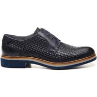 Topánky Muži Derbie Stonefly 211270 čierna