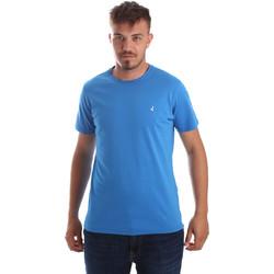 Oblečenie Muži Tričká s krátkym rukávom Navigare NV31069 Modrá
