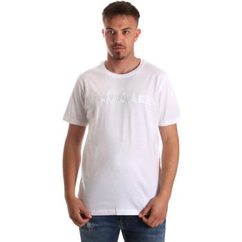 Oblečenie Muži Tričká s krátkym rukávom Navigare NV31070 Biely