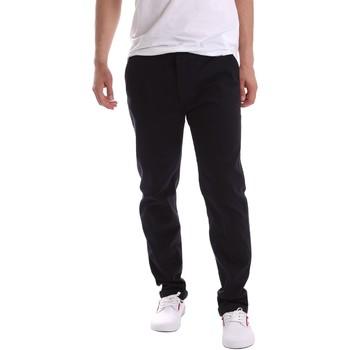 Oblečenie Muži Nohavice Navigare NV55028AD Modrá