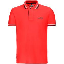 Oblečenie Muži Polokošele s krátkym rukávom Invicta 4452202/U Červená