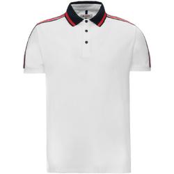 Oblečenie Muži Polokošele s krátkym rukávom Invicta 4452206/U Biely