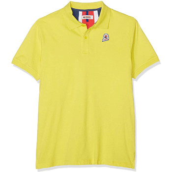 Oblečenie Muži Polokošele s krátkym rukávom Invicta 4452208/U žltá