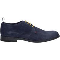 Topánky Muži Derbie Rogers CP 01 Modrá