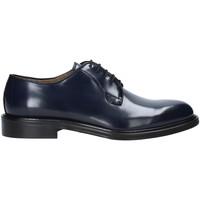 Topánky Muži Derbie Rogers 1019_3 Modrá