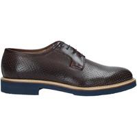 Topánky Muži Derbie Rogers 1031_3 Hnedá
