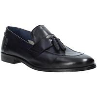 Topánky Muži Mokasíny Rogers 1023_3 Modrá