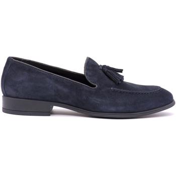 Topánky Muži Mokasíny Soldini 20802-A-V89 Modrá