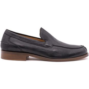 Topánky Muži Mokasíny Soldini 20777-O-V80 čierna