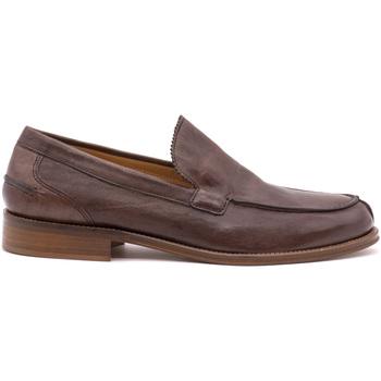Topánky Muži Mokasíny Soldini 20777-O-V80 Hnedá