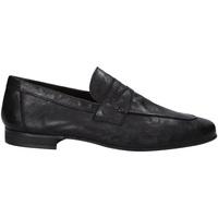 Topánky Muži Mokasíny Soldini 20115-A-V07 čierna