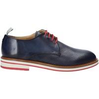 Topánky Muži Derbie Rogers 1002_3 Modrá