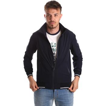 Oblečenie Muži Mikiny U.S Polo Assn. 52417 51536 Modrá