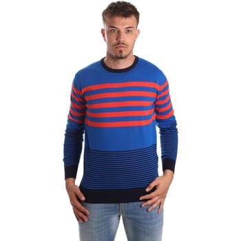 Oblečenie Muži Svetre U.S Polo Assn. 51727 51438 Modrá