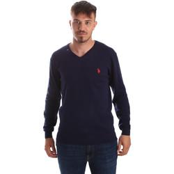 Oblečenie Muži Svetre U.S Polo Assn. 51727 51432 Modrá