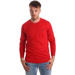 Oblečenie Muži Svetre U.S Polo Assn. 51727 51431 Červená