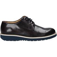 Topánky Muži Derbie Exton 5103 Červená