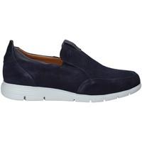 Topánky Muži Slip-on Impronte IM91033A Modrá